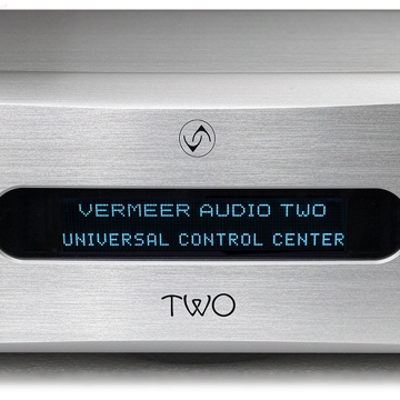 Vermeer TWO DAC,STREAMER, PREAMP