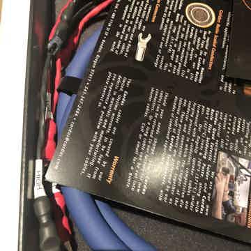 Cardas Audio Clear Cygnus Speaker Cable