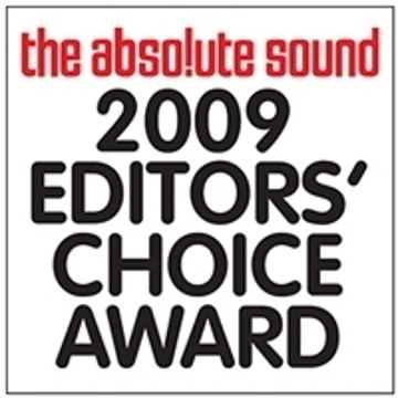 2009 Editor's Choice Award