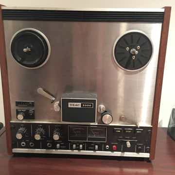 Teac 3300 Reel to Reel Tape Deck