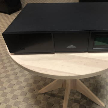 Naim Audio NDS and CD555PS