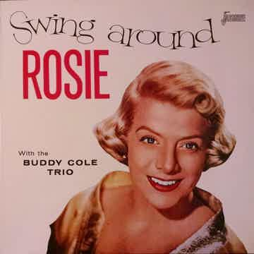 ROSEMARY CLOONEY  Swing Around Rosie w Buddy Cole Trio