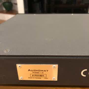 Audiomat 1.5 phonostage mm&mc