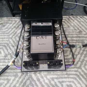 Convergent Audio JL5 Black Path Power Amp Selling my Demo