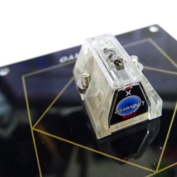 ZYX Universe X SB silver base rare low output MC cartridge LOMC