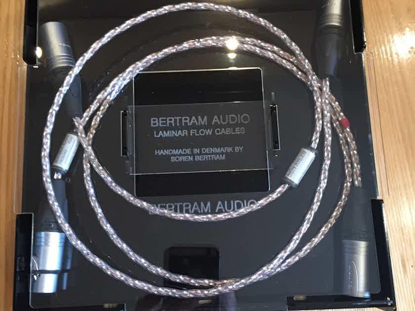 Bertram Cables Proxima Flow 1m XLR