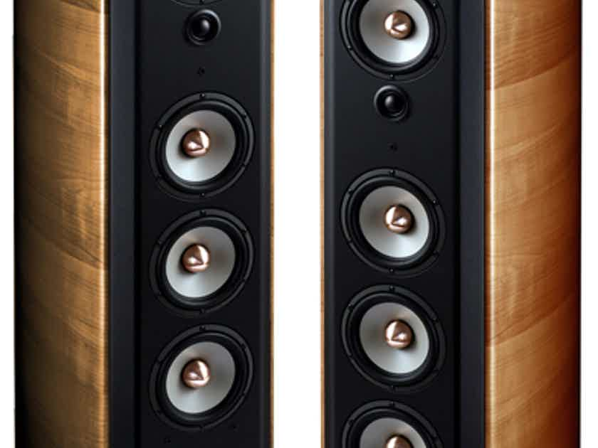 Opera Grand Callas Floorstanding Speakers Cherry Pair (New Old Stock) (12729)
