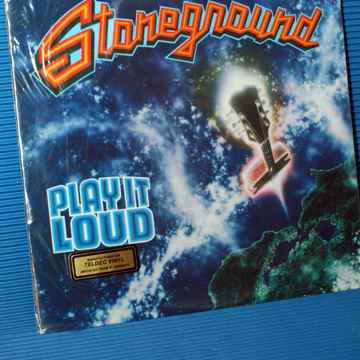 """STONEGROUND   - """"Play It Loud"""" - Crystal Clear D-D 1979..."""