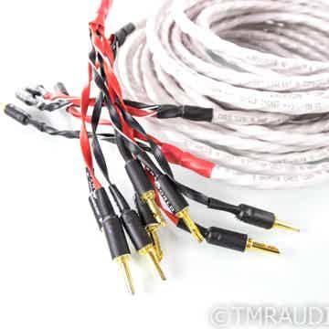 Luna 8 Bi-Wire Speaker Cables