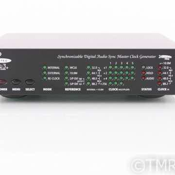 MC-3+ Word Clock Generator / S/PDIF Reclocker