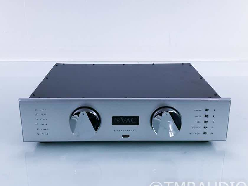 VAC Renaissance MKII Stereo Tube Preamplifier MM / MC Phono (16765)