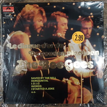 The Bee Gees Le Disque D'or De / De Gouden Plaat Van