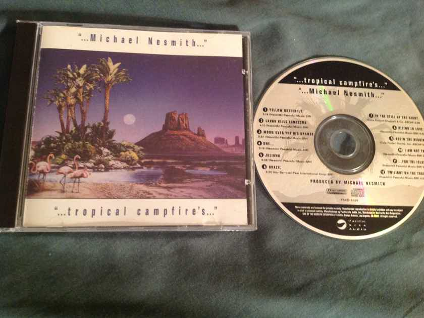 Michael Nesmith  Tropical Campfires Dolby Surround Sound