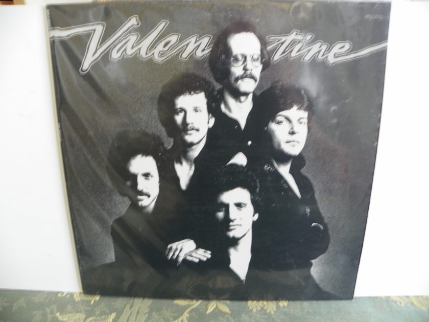 VALENTINE - SELF-TITLED W/ FRANK STALLONE ( SLY'S BROTHER) RARE LP