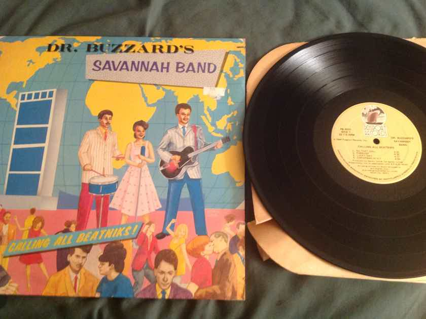 Dr. Buzzard's Savannah Band Calling All Beatniks!
