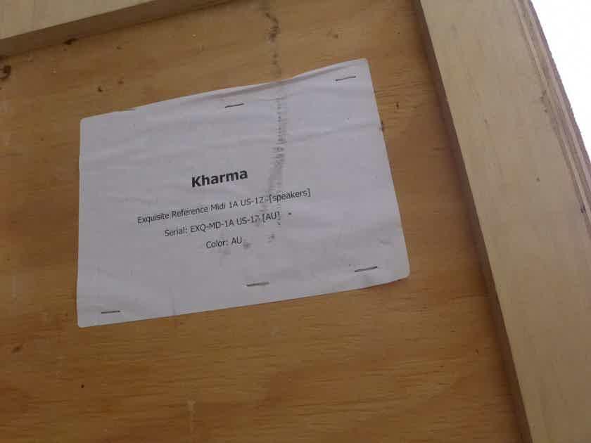 Kharma Exquisite Midi BRAND NEW IN THE BOX