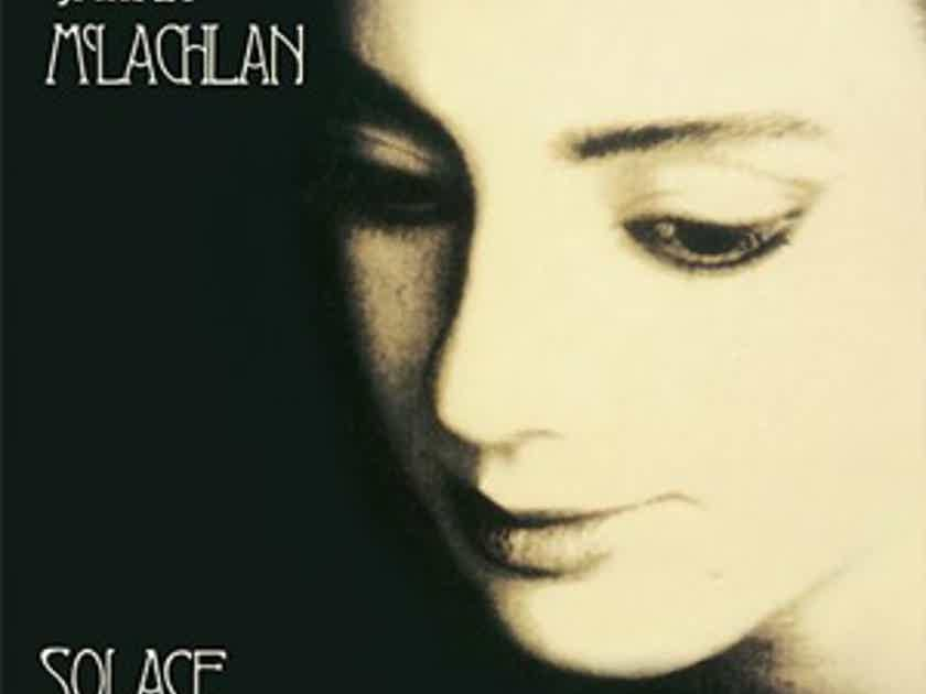 Sarah McLachlan Solace-Analog Production 200g 45rpm 2LP