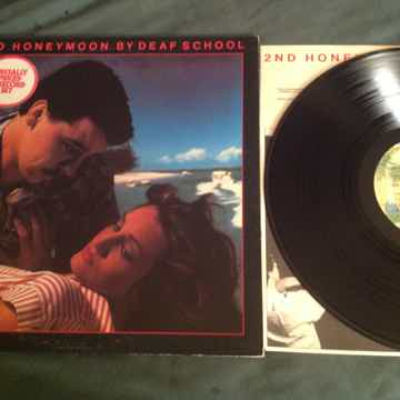 Deaf School  2nd Honeymoon 2LP Set