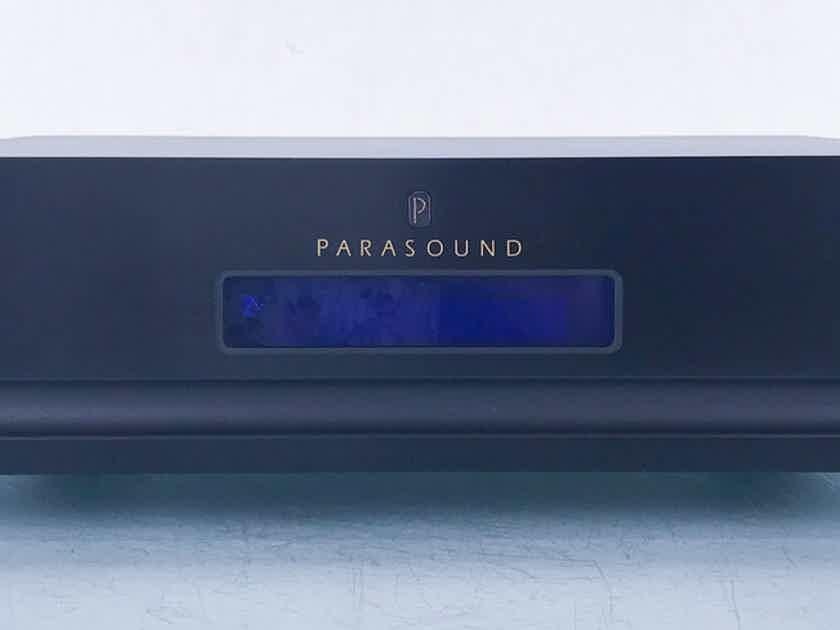 Parasound Halo P7 7.1 Channel Preamplifier P-7; Remote (2/2) (15143)