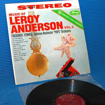 "ANDERSON / Fennell  - ""The Music of Leroy Anderson Vol ..."