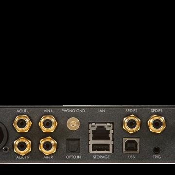 Mytek Digital -- BROOKLYN BRIDGE -- DAC+ Network Streamer - MQA   DAC   Head Amp   Preamp   Phono -- Free
