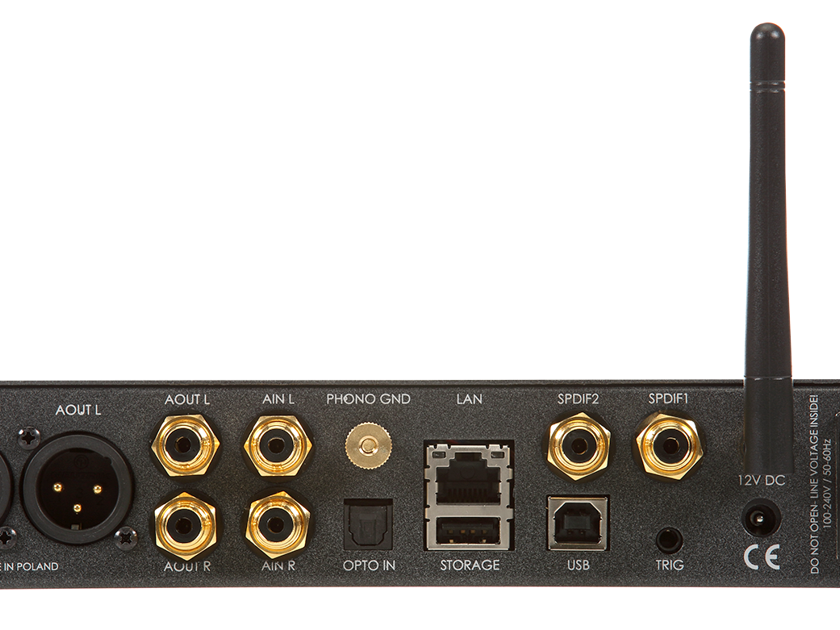 Mytek Digital -- BROOKLYN BRIDGE -- DAC+ Network Streamer - MQA | DAC | Head Amp | Preamp | Phono -- Free Shipping and Trial at JaguarAudioDesign.com!