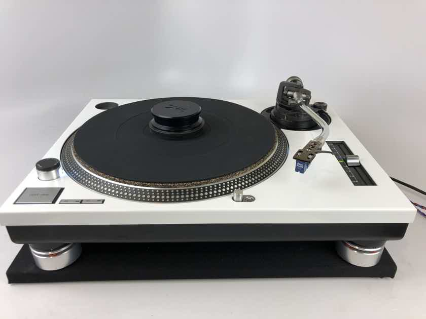 Technics Custom SL-1200 Audiophile Turntable