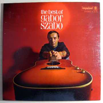 Gabor Szabo - The Best Of Gabor Szabo - 1968 US Stereo ...