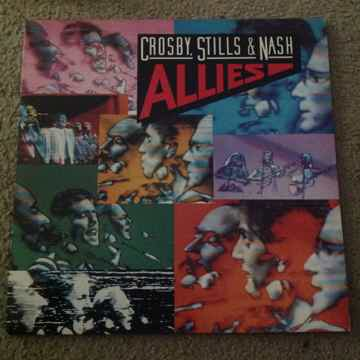 Crosby,Stills & Nash - Allies Atlantic Records Wally De...