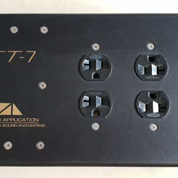 Sound Application TT-7 Current Flagship AC Conditioner