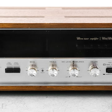5000X Vintage Stereo Receiver