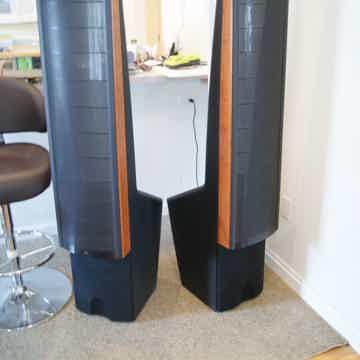 B&W 801 Series 80 Vintage Speakers