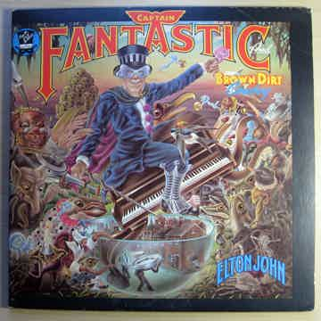 Elton John - Captain Fantastic And The Brown Dirt Cowbo...
