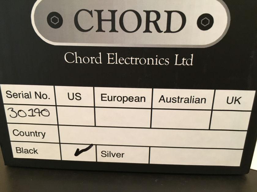 Chord Hugo Black, Like New!