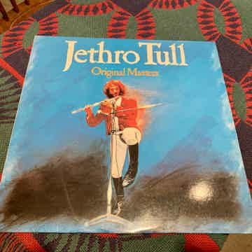 Jethro Tull Original Masters DCC 180g. Limited Edition ...