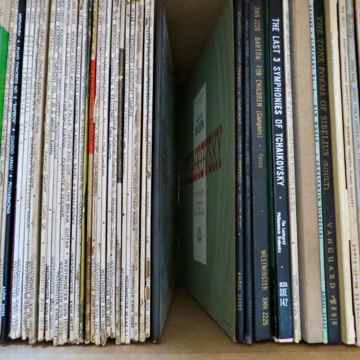 Mono Audiophile:  66 Westminster, Angel, Decca LPs, very Rare and Desirable Titles, Mostly NM!