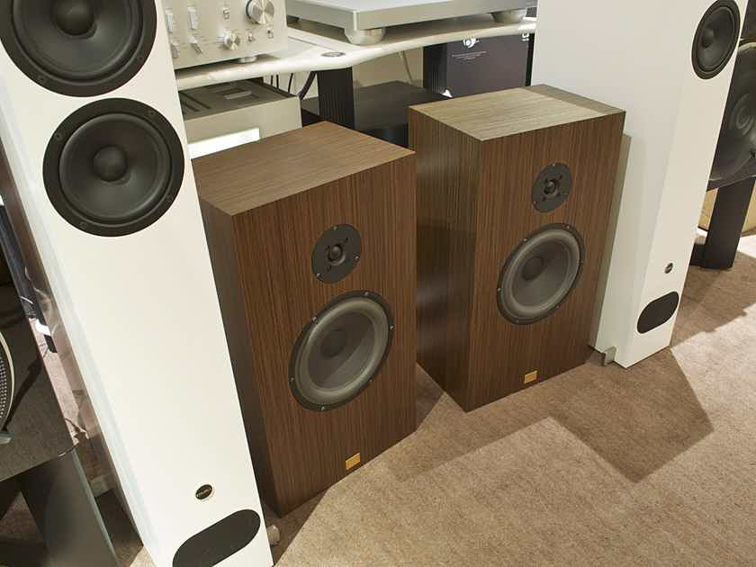AUDIO NOTE AN-J SPe Speakers