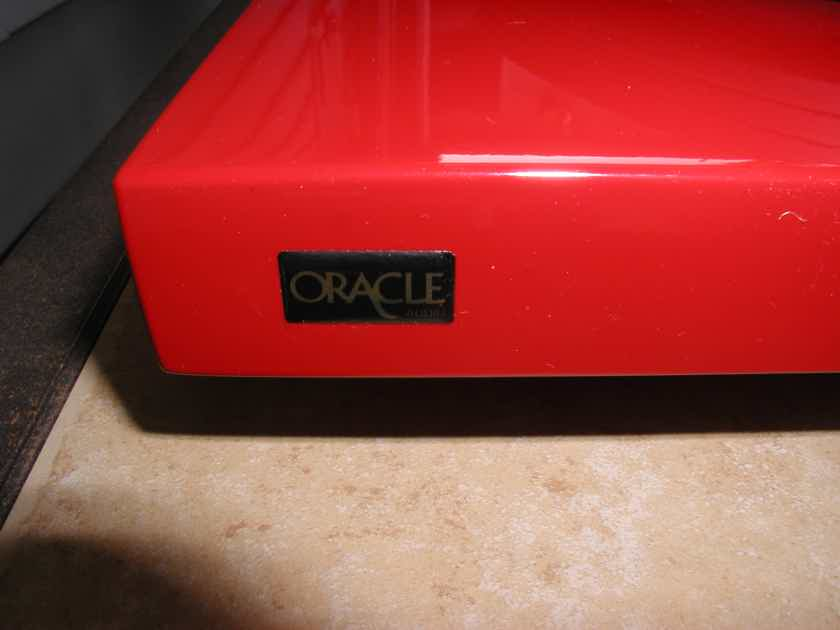 Oracle Audio PARIS RED HOT