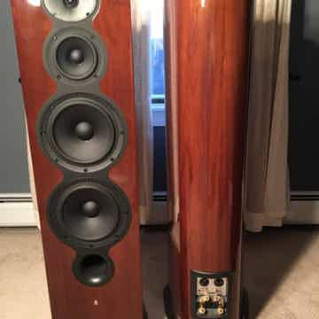 Revel  F208 Speakers : A Stereophile Benchmark Speaker!
