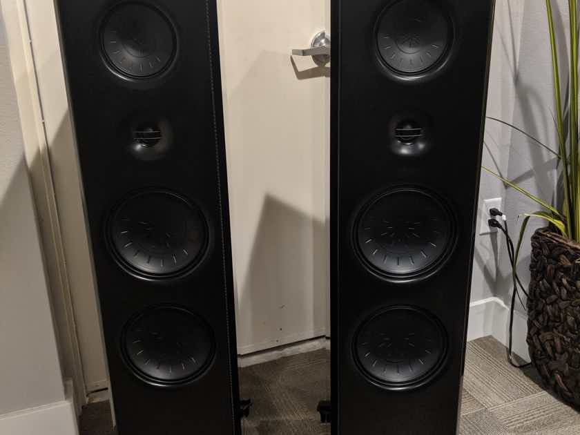 T+A Criterion S 2200 CTL Transmission Line Speakers
