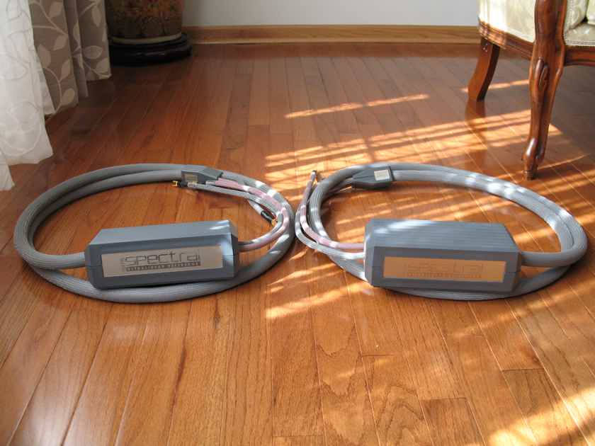 Spectral MIT MH-770 Ultralinear Reference Speaker Cables - 10ft(3m) Pair