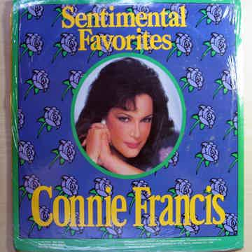 Connie Francis - Treasury Of Love Songs -  SEALED 1984 ...