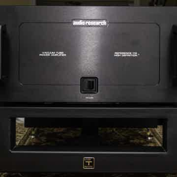 Reference 110 Power Amplifier