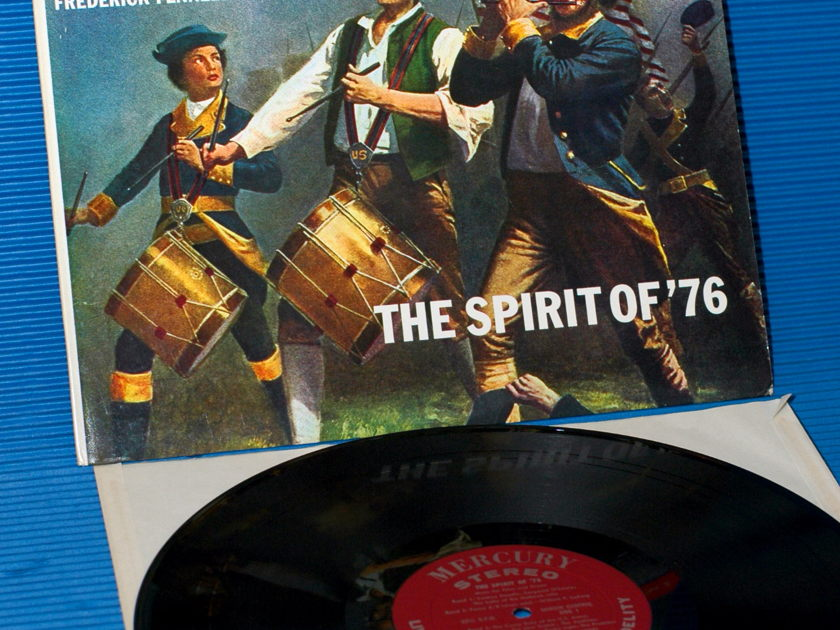 "FREDERICK FENNELL  - ""Spirit Of 76"" - Mercury Living Presence stereo 1958"