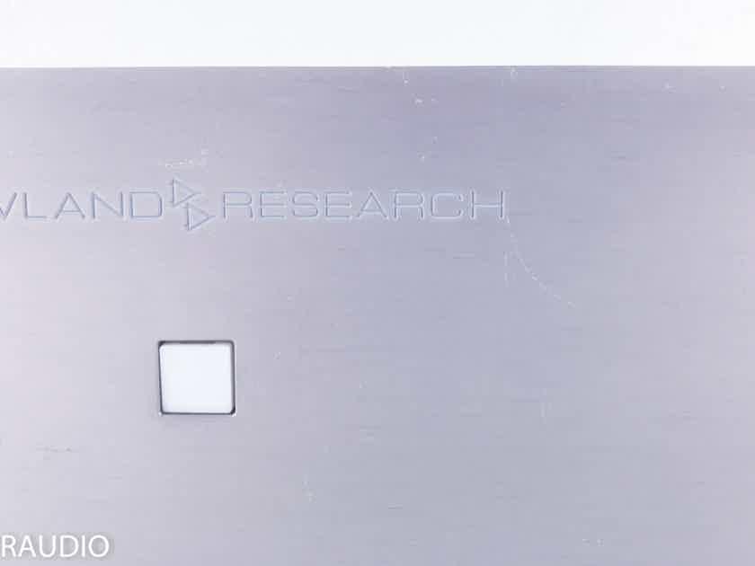 Rowland Research Model 3 Mono Power Amplifier; Single Monoblock (11707)