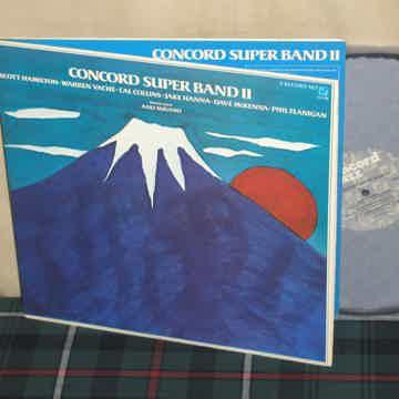 Hamilton/Vache/+more - Concord Super Band II 2LP gatefo...