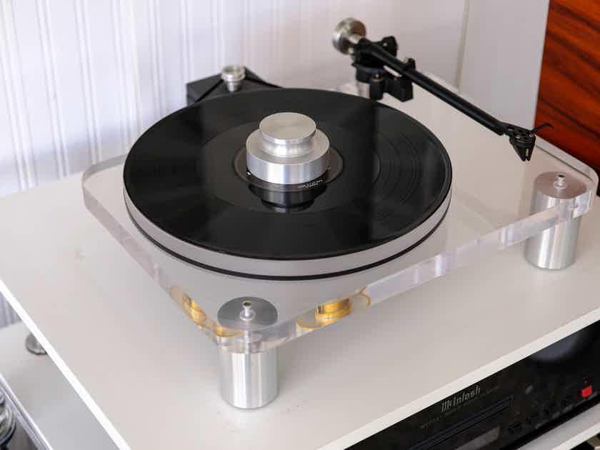 Basis Audio 1400 + Ortofon 2M Black + Extras