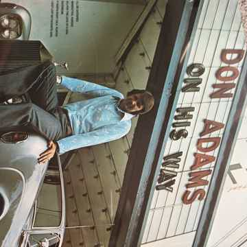 Don Adams On his way Lp record sealed new