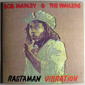 Bob Marley & The Wailers - Rastaman Vibration - 1979 Re...
