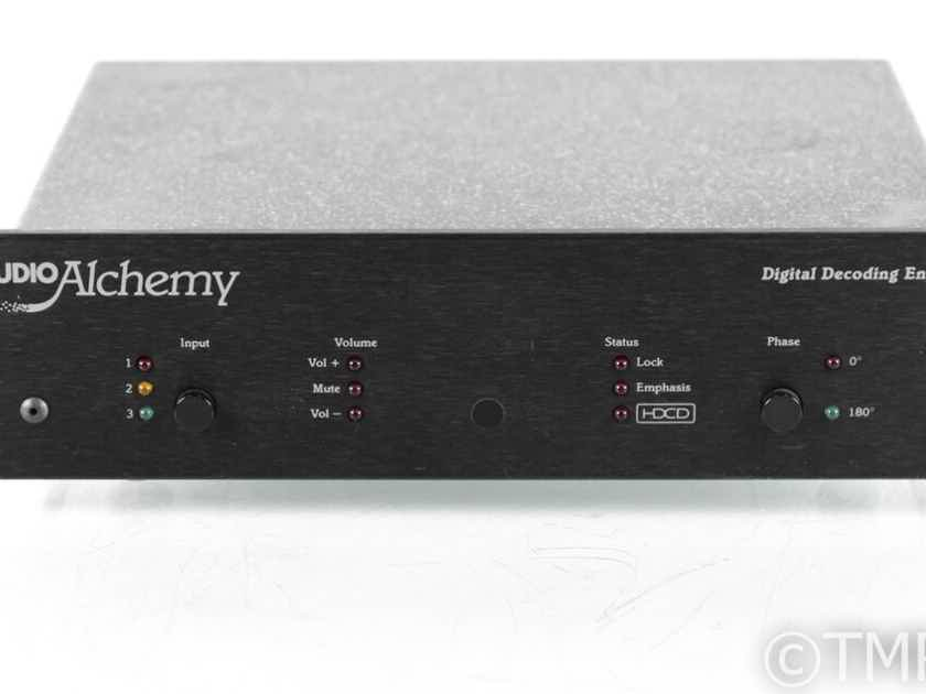 Audio Alchemy Digital Decoding Engine v3.0 DAC; DDE 3 (No Power Supply) (21857)